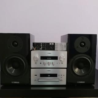 Yamaha MCR-840 Micro Hi Fi Component System 20180949