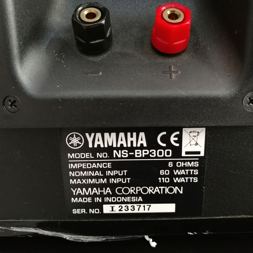 Yamaha MCR-840 Micro Hi Fi Component System 20180956