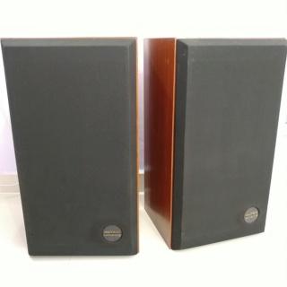 Vintage 70's Altec Lansing Model One Series II Stand Mount Speaker 20181017