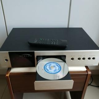 Myryad MCD-200 England Made CD Player with Orignal Remote 20181035