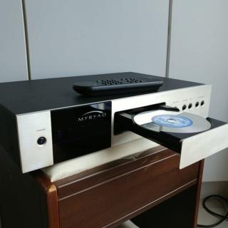 Myryad MCD-200 England Made CD Player with Orignal Remote 20181037
