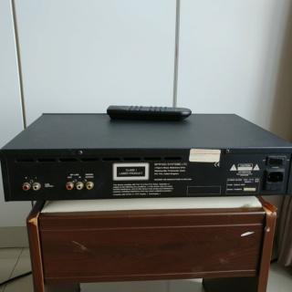 Myryad MCD-200 England Made CD Player with Orignal Remote 20181040