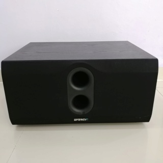 ENERGY EPS-100 Canada Made Powered Active Subwoofer 20181112