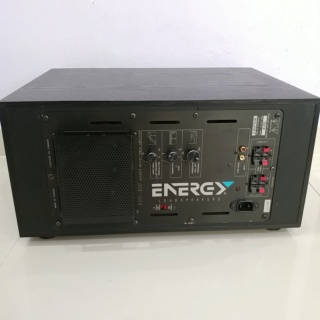 ENERGY EPS-100 Canada Made Powered Active Subwoofer 20181115