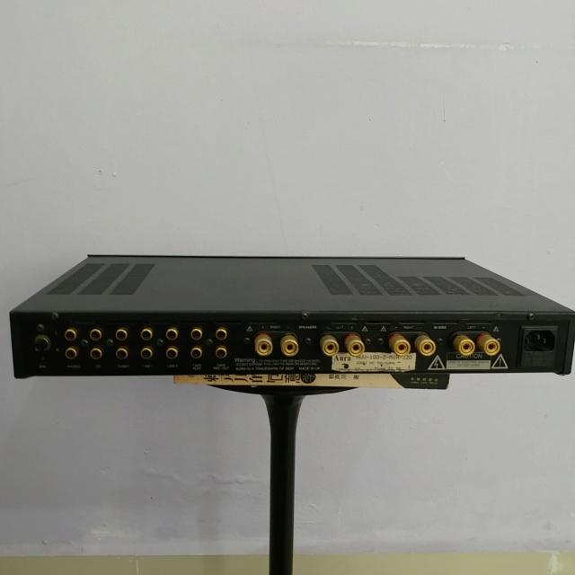 B&W AURA Evolution VA-100 MK II England Made Stereo Integrated Amplifier  20181240