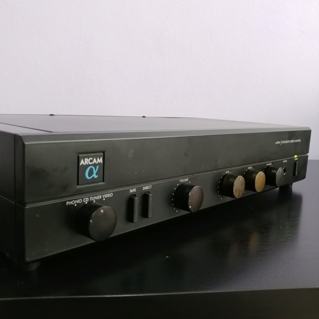 Arcam Alpha 3 England Made Stereo Integrated Amplifier with Phono 20190111