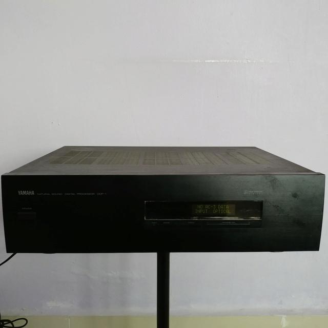 Yamaha DDP-1 Digital to Analog Converter DAC 20190117