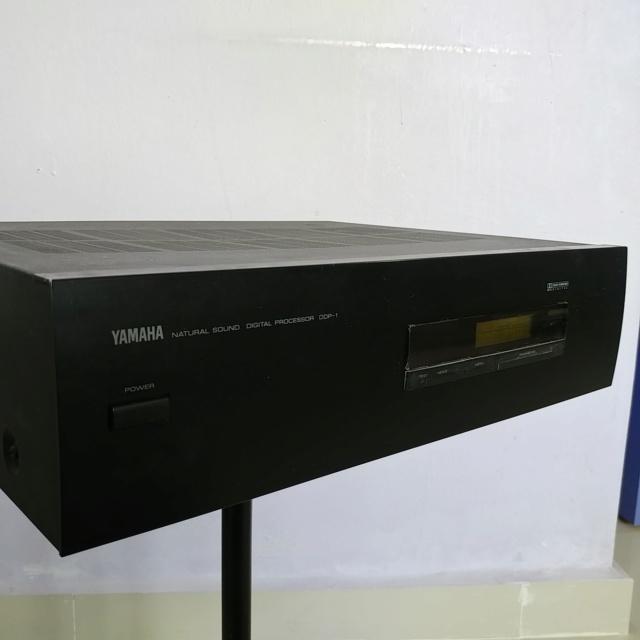 Yamaha DDP-1 Digital to Analog Converter DAC 20190118