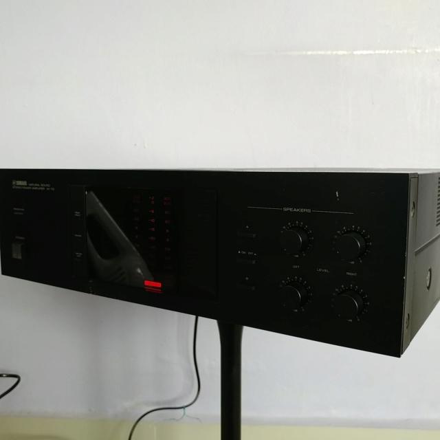 Yamaha M-70 Stereo 200 Watts Per Channel Power Amplifier 20190123