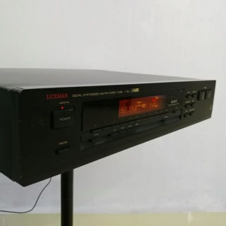 Luxman T-353 Synthesized AM-FM Stereo Tuner 20190217
