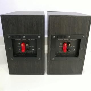 Acoustic Energy AE200 bookshelf speaker 20190224