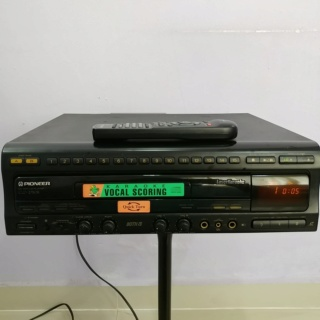 Pioneer CLD-2750K Laser Disc LD Player and CD Player  20190226