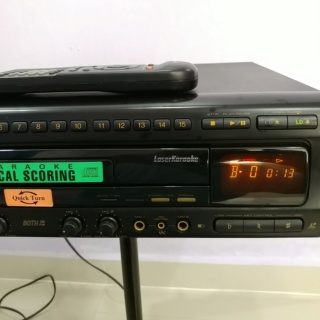 Pioneer CLD-2750K Laser Disc LD Player and CD Player  20190230