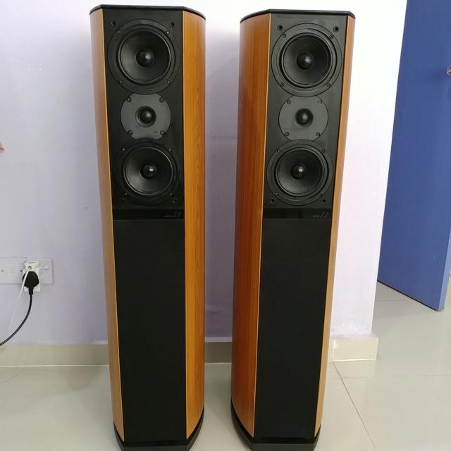 Jamo 7.7 Denmark Made Top of the line floorstanding speaker 20190330