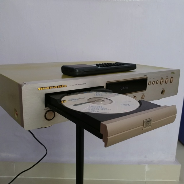 Marantz CD-6000 OSE CD Player ( upgraded)  20190634