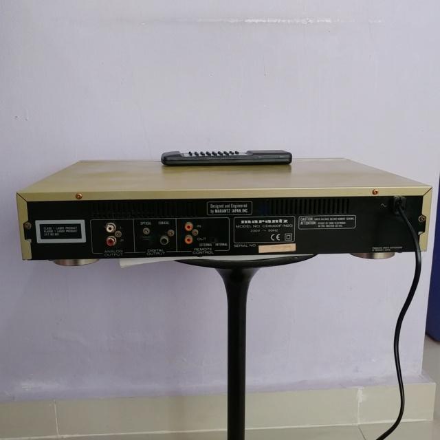 Marantz CD-6000 OSE CD Player ( upgraded)  20190636