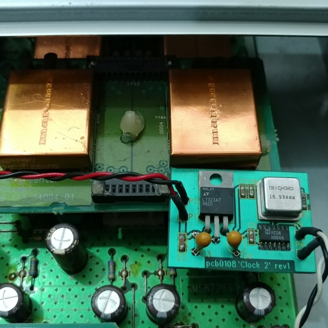 Marantz CD-6000 OSE CD Player ( upgraded)  20190637