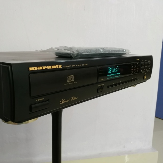 Marantz CD63SE Special Edition CD Player with remote 20190715