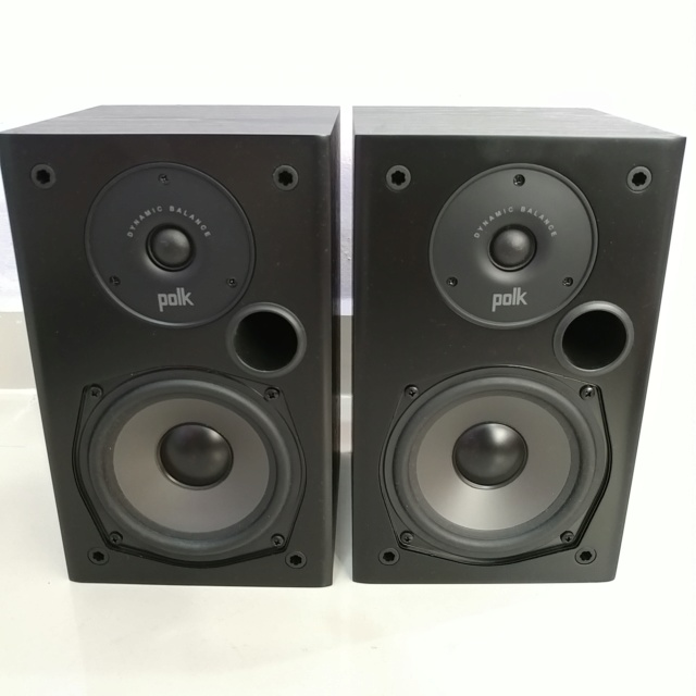 Polk Audio T-Series T15 Stereo Bookshelf Speaker 20190741