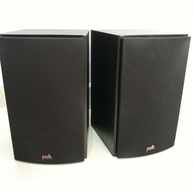 Polk Audio T-Series T15 Stereo Bookshelf Speaker 20190742