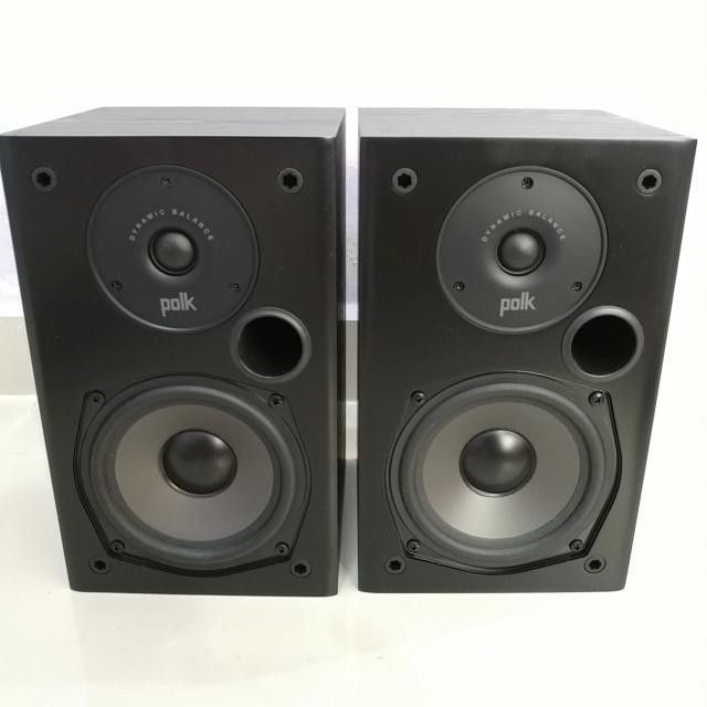 Polk Audio T-Series T15 Stereo Bookshelf Speaker 20190744