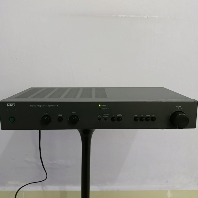 NAD 310 Stereo Integrated Amplifier 20190758