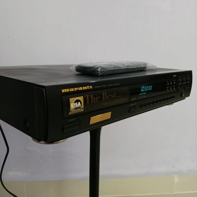Marantz CD63 MKII K.I Signature England Made CD Player with Remote 20190764