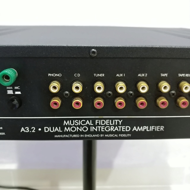 Musical Fidelity Amplifier 20190791