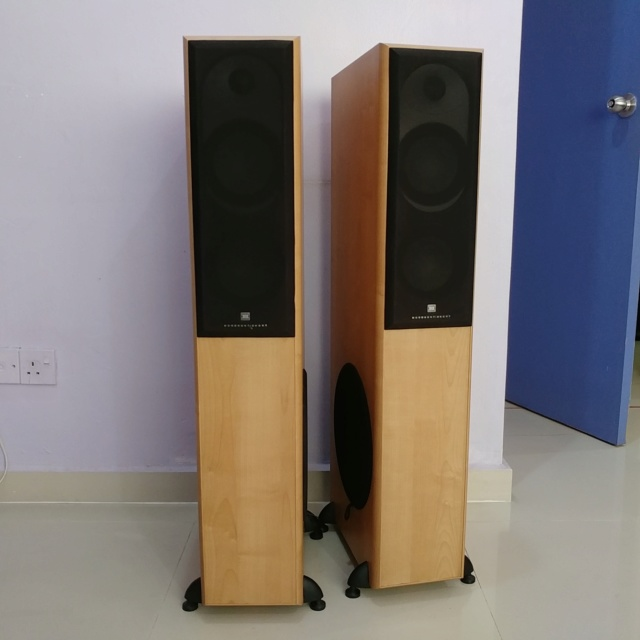 Mordaunt Short MS-502 Floorstanding Speaker Equipped with 10 Inch Active SUB 20190810