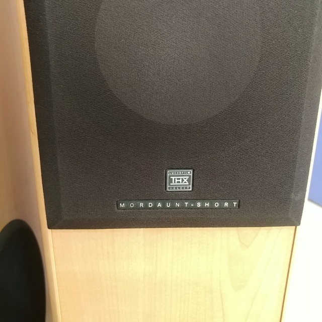 Mordaunt Short MS-502 Floorstanding Speaker Equipped with 10 Inch Active SUB 20190812