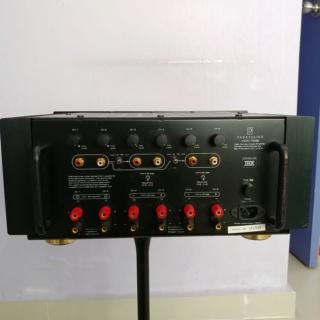 Parasound USA made 6 Channel High Current Power Amplifier HCA-1206 20190824