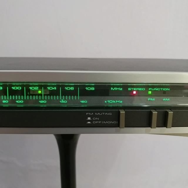 Pioneer vintage Analog FM Tuner TX-540 20190918