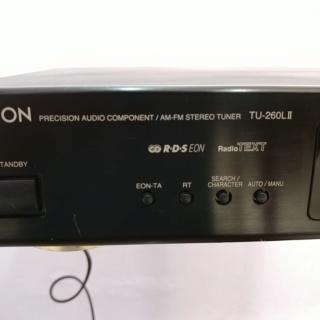 Denon TU-260L MKII RDS TeXT Stereo Digital FM Tuner 20190930