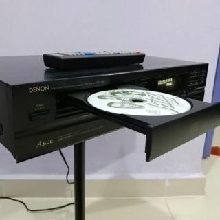 Denon DCD-595 Stereo Japan Made CD Player 20190942
