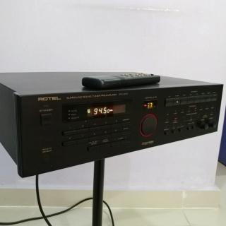 Rotel RTC-970 Tuner Preamplifier w/Remote 20191011