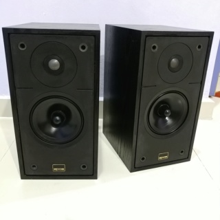 Epos 11 England Made Stereo Bookshelf Speaker 20191210