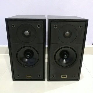 Epos 11 England Made Stereo Bookshelf Speaker 20191211