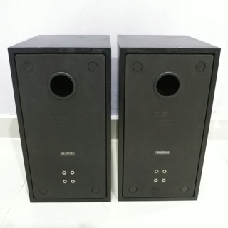 Epos 11 England Made Stereo Bookshelf Speaker 20191213