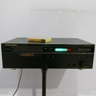 Marantz SD-40 Stereo Cassette Tape Player 20191225