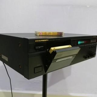 Marantz SD-40 Stereo Cassette Tape Player 20191226