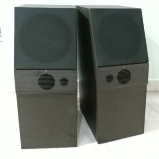 Acoustic Research M-3 Holographic Stereo Imaging Speaker 20200110