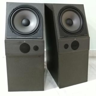 Acoustic Research M-3 Holographic Stereo Imaging Speaker 20200111