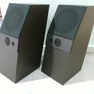 Acoustic Research M-3 Holographic Stereo Imaging Speaker 20200112