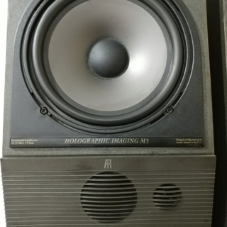 Acoustic Research M-3 Holographic Stereo Imaging Speaker 20200113