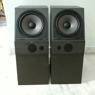 Acoustic Research M-3 Holographic Stereo Imaging Speaker 20200114