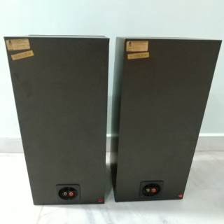 Acoustic Research M-3 Holographic Stereo Imaging Speaker 20200115