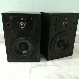 KEF C15 England Made stereo bookshelf speaker 20200117