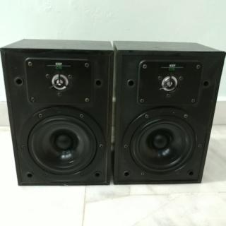 KEF C15 England Made stereo bookshelf speaker 20200118