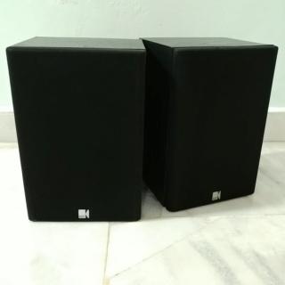 KEF C15 England Made stereo bookshelf speaker 20200119
