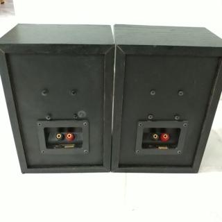 KEF C15 England Made stereo bookshelf speaker 20200120